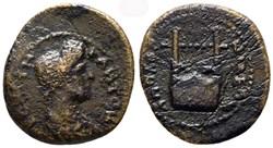 LYDIA. Apollonis. Pseudo-autonomie. règn...