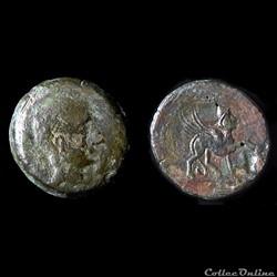 Castulo - As au Sphinx - Ier siècle av.j...