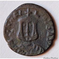 Theophilus (829-842) Æ Follis, Syracuse ...