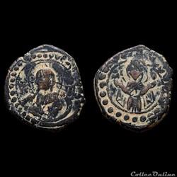 Alexis Ier (1081-1118 AD) Follis Anonyme de Classe K - Sear 1901