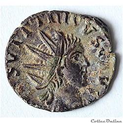 Tétricus II (274), césar sous Tétricus I...