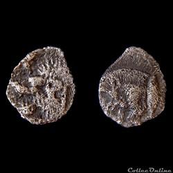 Mysia Kyzikos circa 480-450 BC - Hemiobo...