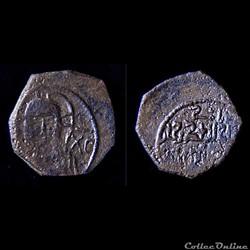 ROYAUME DE CICILE Roger II, roi 1130-1154. Messine
