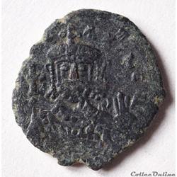 Nicéphore II, follis type 2, Constantinople, (963-969 A.D)