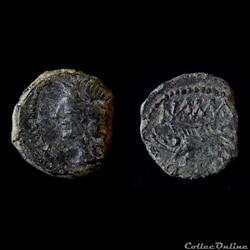 Bronze au sanglier NAMA SAT - NEMAUSUS -...