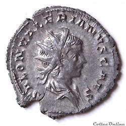 VALÉRIEN II Antoninien (254 - 258 A.D) R...