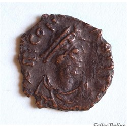 Tibère II Constantin (578-582), Pentanummium, Constantinople (An 5)