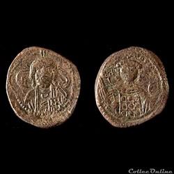 MICHAEL VII DUKAS Follis (1071-1078) Constantinople- Sera 1878