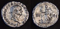VESPASIEN - Denier Divus Rome - RIC. 364