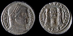 LICINIUS Ier (308-324) Centenionalis - S...