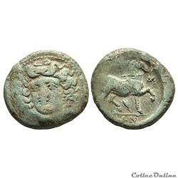 "Thessalie""Larissa"". Environ 356-337 B.C..."