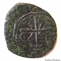 Manuel Ier Comnène avec Croix (1143-1180...
