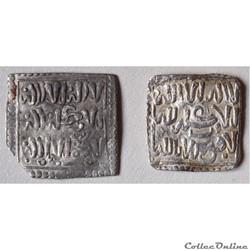 2 dirhams Almohades de Millares (Copie C...