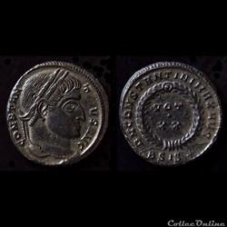 CONSTANTIN Ier (307- 337 AD) VOT XX Sisc...
