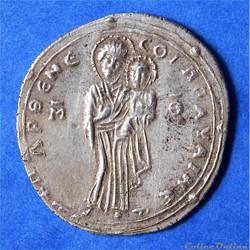 Romanus III Argyrus AR Miliaresion  Constantinople (1028-1034)