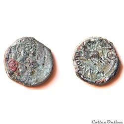 REMES (Région de Reims) IIe - Ier siècles avant J.-C. - Bronze REMO