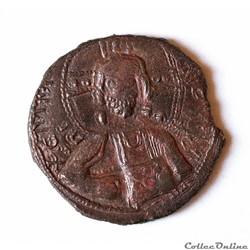 Follis anonyme de classe A1 attribué à Jean Ier tzimiskès (969 - 976 A.D) - Sear 1793