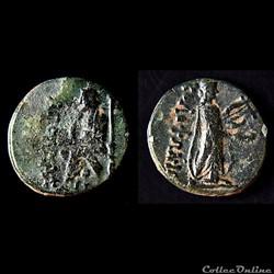Ionia. Kolophon - Apollon à la Lyre et Homère