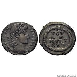 Constance II Nummus pour Antioche 347-348 A.D - RIC 113