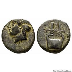 "Carie Halicarnasse (BC 400-380) Bronze ""..."