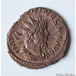 "Victorinus (Victorin) ""Empereur des Gaulles"" , 269-271 RIC 118 C"