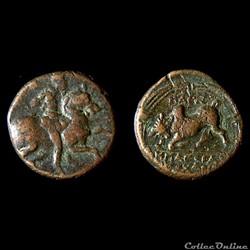 IONIE, MAGNESIE DU MEANDRE, AE bronze, 3e s. av. J.-C.