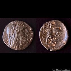 Philippe V (220-179 av.jc) - Poséidon - Athéna - SNG Cop. 1245