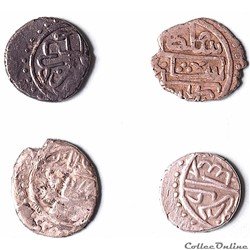 Sultanat de  Mehmet II Murad II et Bayezid II ( de 1444 à 1502 A.D ) 4 Akces d'Edirne