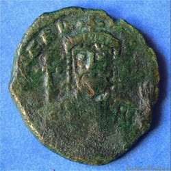 NICEPHORE II. Phokas (963- 969 A.D) AE-Follis, Constantinople Sear 1783