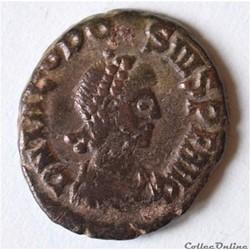 """Théodose Ier """"Le Grand"""" (379 - 395) Numm..."""