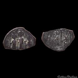 Pseudo byzantine aux 3 empereurs (638-64...