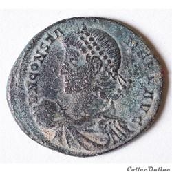 CONSTANS Centenionalis Constantinople en...