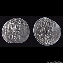 Ghiyas ad-Din Mas'ud II, 1er règne,  AH6...