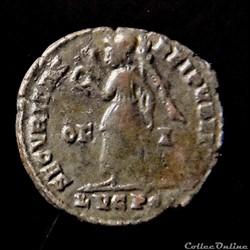 "VALENS ""Flavius Valens"" - Nummus, 378 A...."