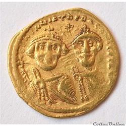 Héraclius & Héraclius Constantin (626-629 A.D) Constantinople