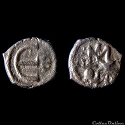 Justin II & Sophie (565-578 AD) Pentanum...