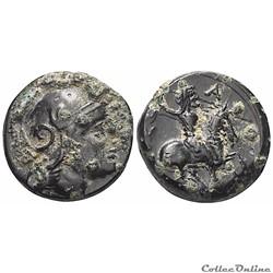 Mysie  Astyra , Tissapherne, satrape (environ 400 - 395 BC)