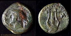 Thracian Chersonese. Sestos circa 150-10...