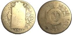 1 sol au balance 1793 BB