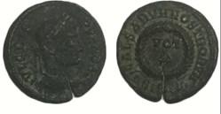 Centenionalis ou nummus CRISPUS