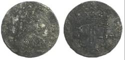 SAVOIE - DUCHÉ DE SAVOIE 5 soldi de 1733...