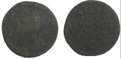 liard de France 1695 D