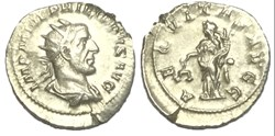 Antoninien PHILIPPE Ier L'ARABE