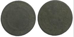 5 centimes de Charles Félix 1821,1831.