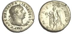 denier Trajan