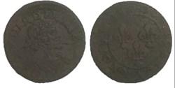 Double tournois LOUIS XIII LE JUSTE 1639