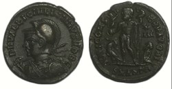Follis ou nummus LICINIUS II