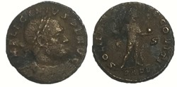 follis LICINIUS Ier  ARLES