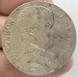 5 francs Napoléon 1er 1806 A Paris tête ...