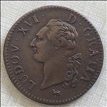 Monnaies de Louis XVI